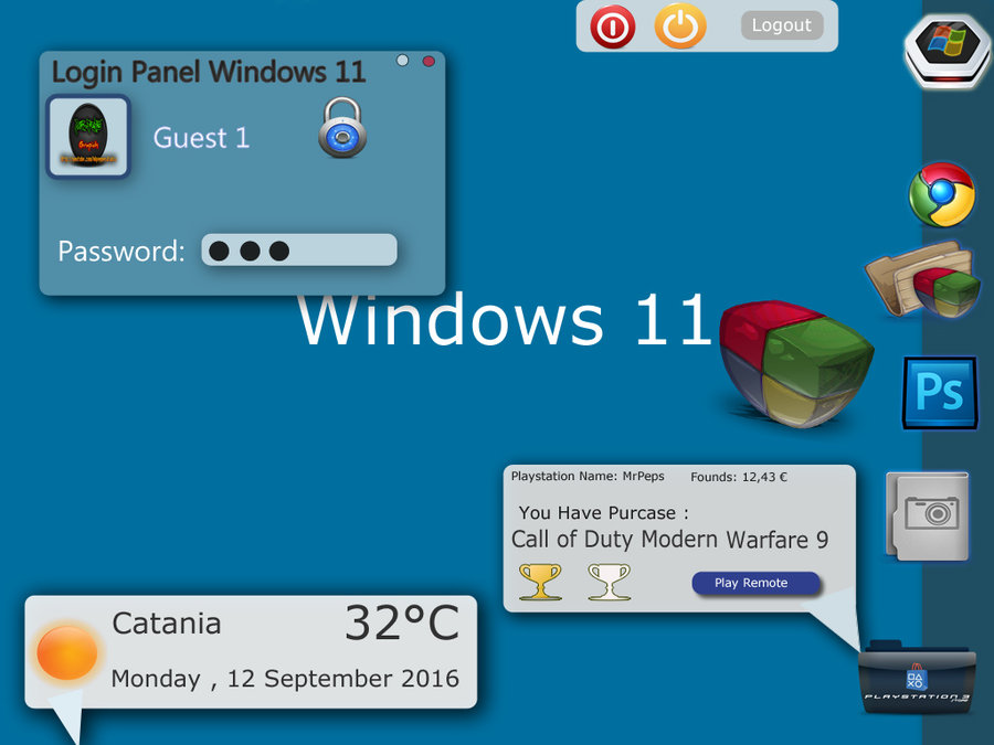 concept new windows 11